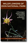 Wildflowers of Zion - Book by Tom Jones