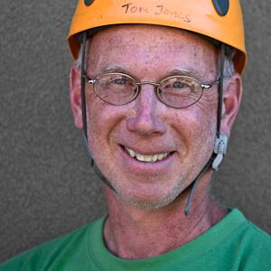 "About Tom Jones - I began rock climbing in 1974 and did a lot of that, eventually working for Black Diamond as a product designer of technical sewn products (harnesses, harnesses, harnesses, plus packs, gaiters, webbing products, etc.) We moved the whole company to Salt Lake City in 1991, and a few years later I discovered the DESERT.Not having much talent for it, after 20 years I got bored with climbing and started spending more time down in the desert, taking photos and hiking around. I bought the Steve Allen book, Canyoneering: The San Rafael Swell, and immediately highlighted all the places where it said ""and from here, the canyon is impassable."