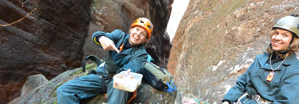 Zion Adventure Company The Latest Rave Canyoneering Trip Reports And Stories From Tom Jones