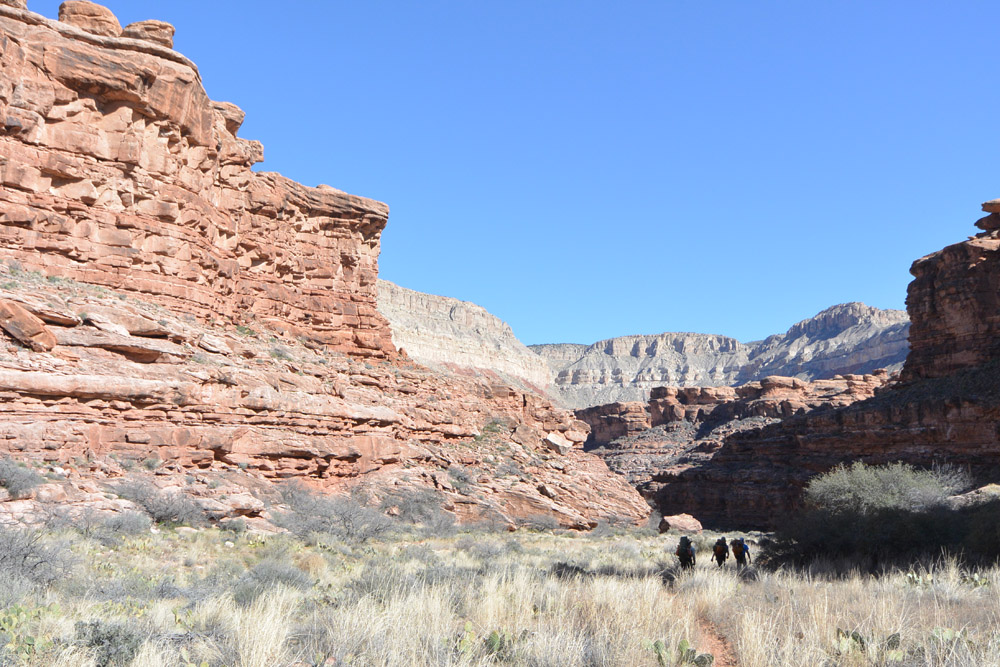 Hack Canyon hiking