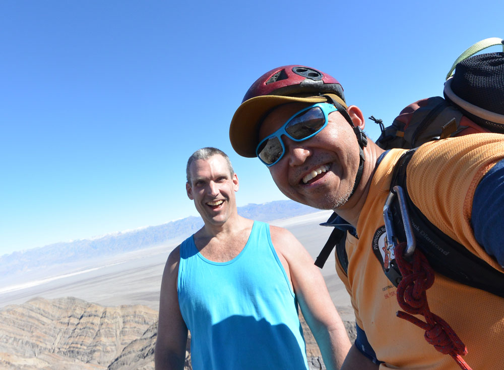Summit Selfie, without me.
