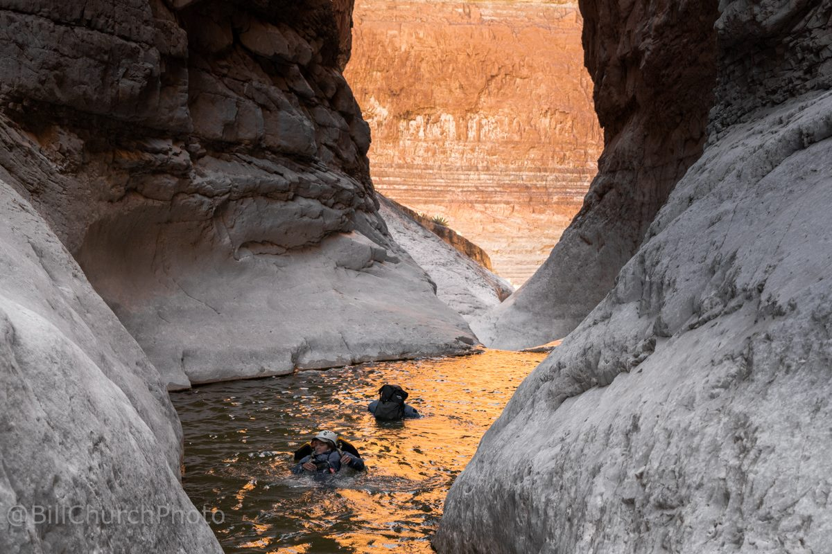 Last Swim in Silver Grotto