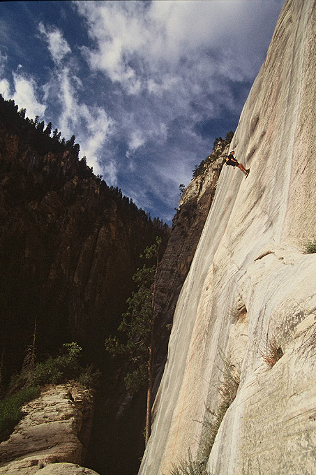 #2001004 Rappel in Imlay Canyon (Zion)