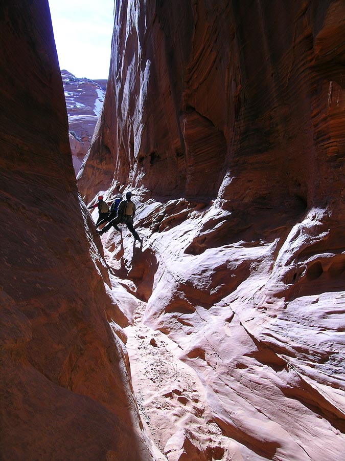 (Upper Stair Canyon)
