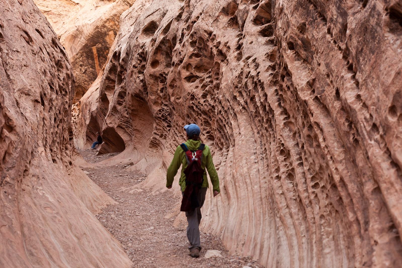 Little Wild Horse Canyon (photo courtesy Wikimedia Commons)