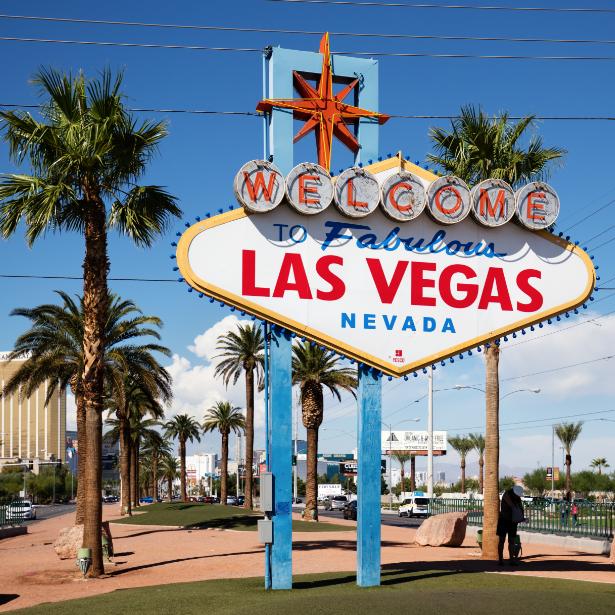 Las Vegas, Nevada. Photo courtesy Wikimedia Commons