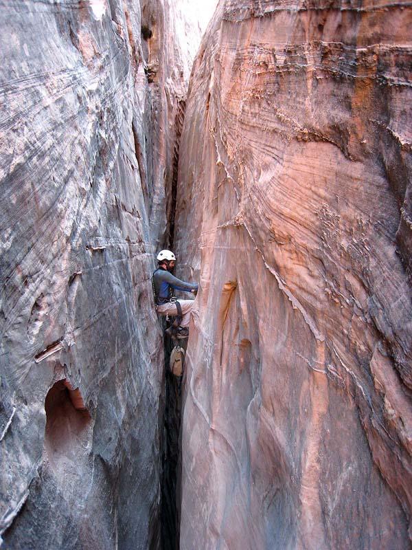 Upclimbing