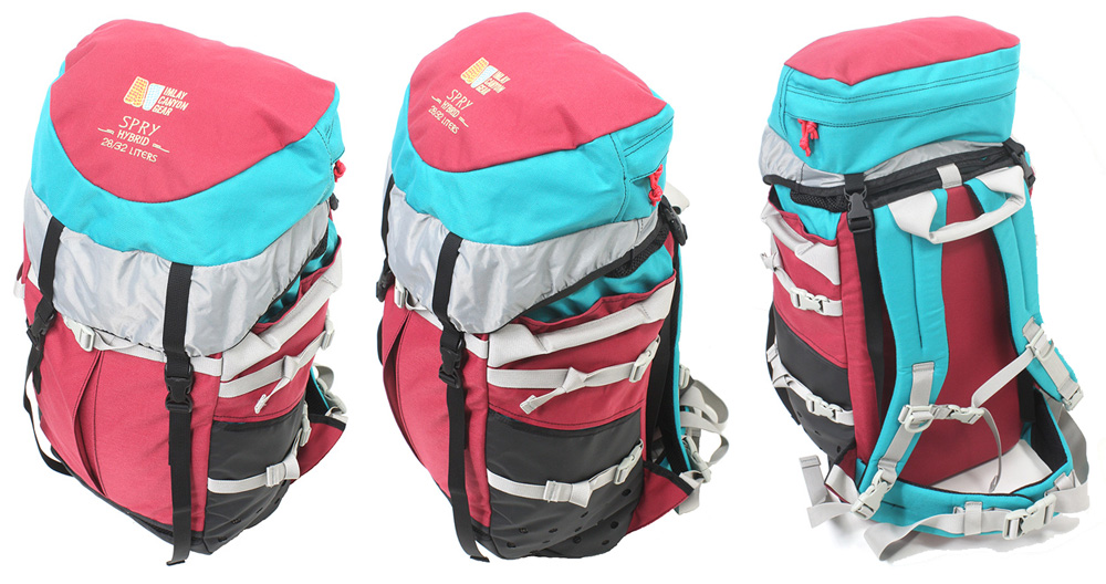 IML 124 Spry Pack