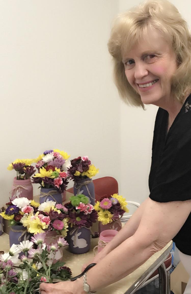 Faye Krause, Paralegal, Assistant Case Manager,Gift Designer