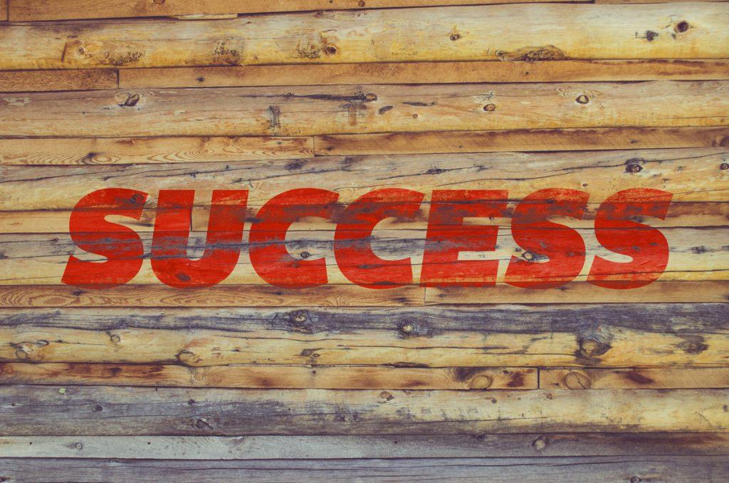 Board of success