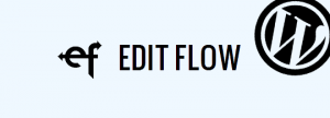 Edit Flow plugin logo for editorial processes