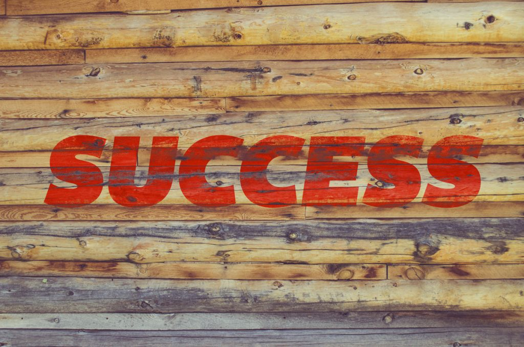 success - make your marketing better