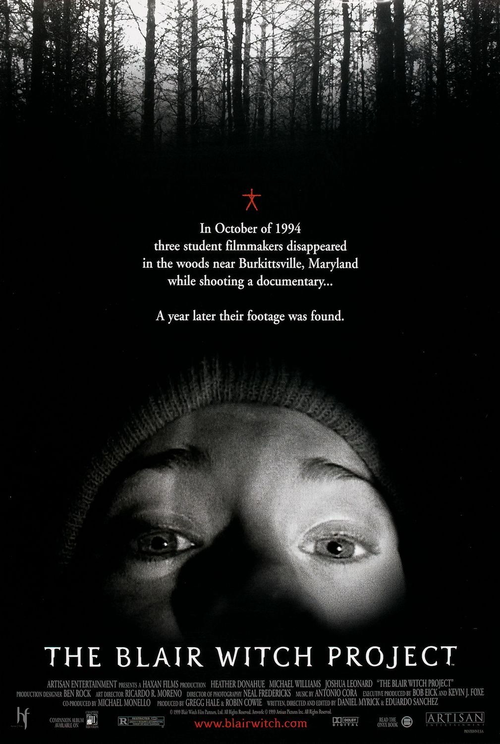 amazing marketing - films - blair witch project