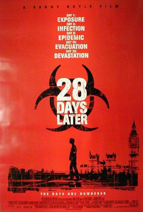 amazing marketing - films - 28 days later