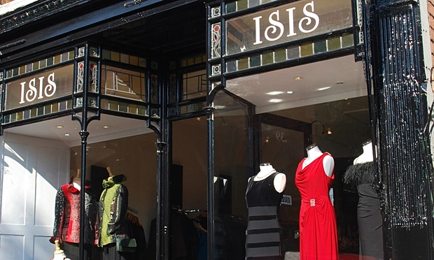 Brand fails with Isis-named businesses