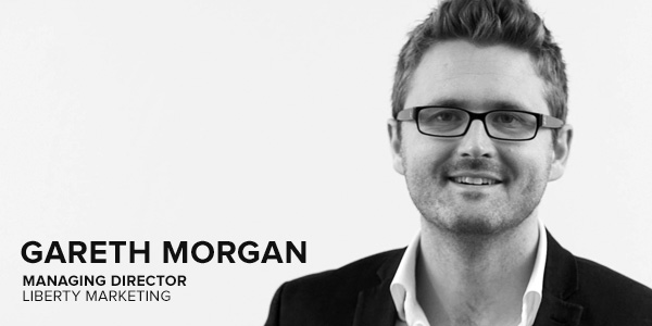 Gareth Morgan in our Content Strategy Tips blog post