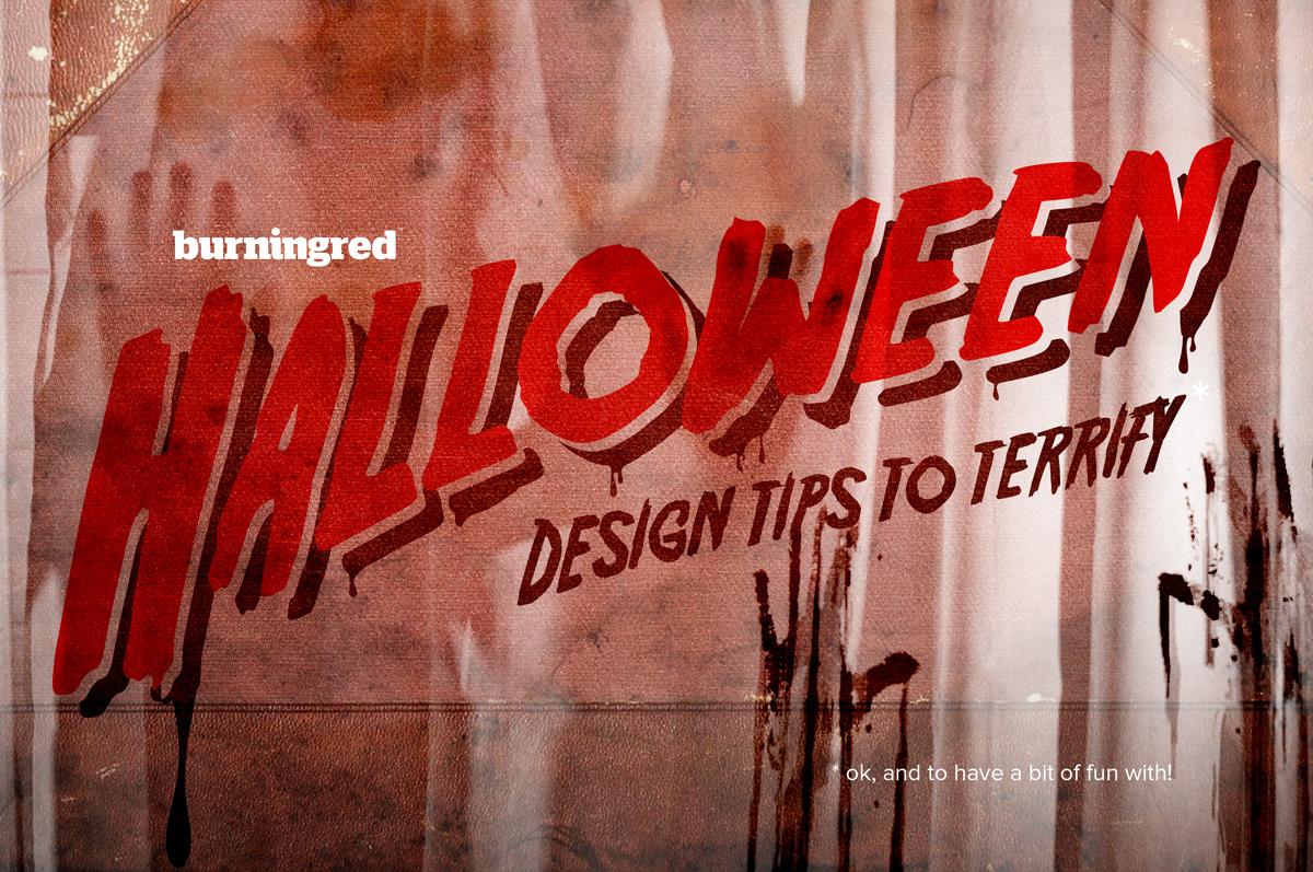 Halloween scene design tips