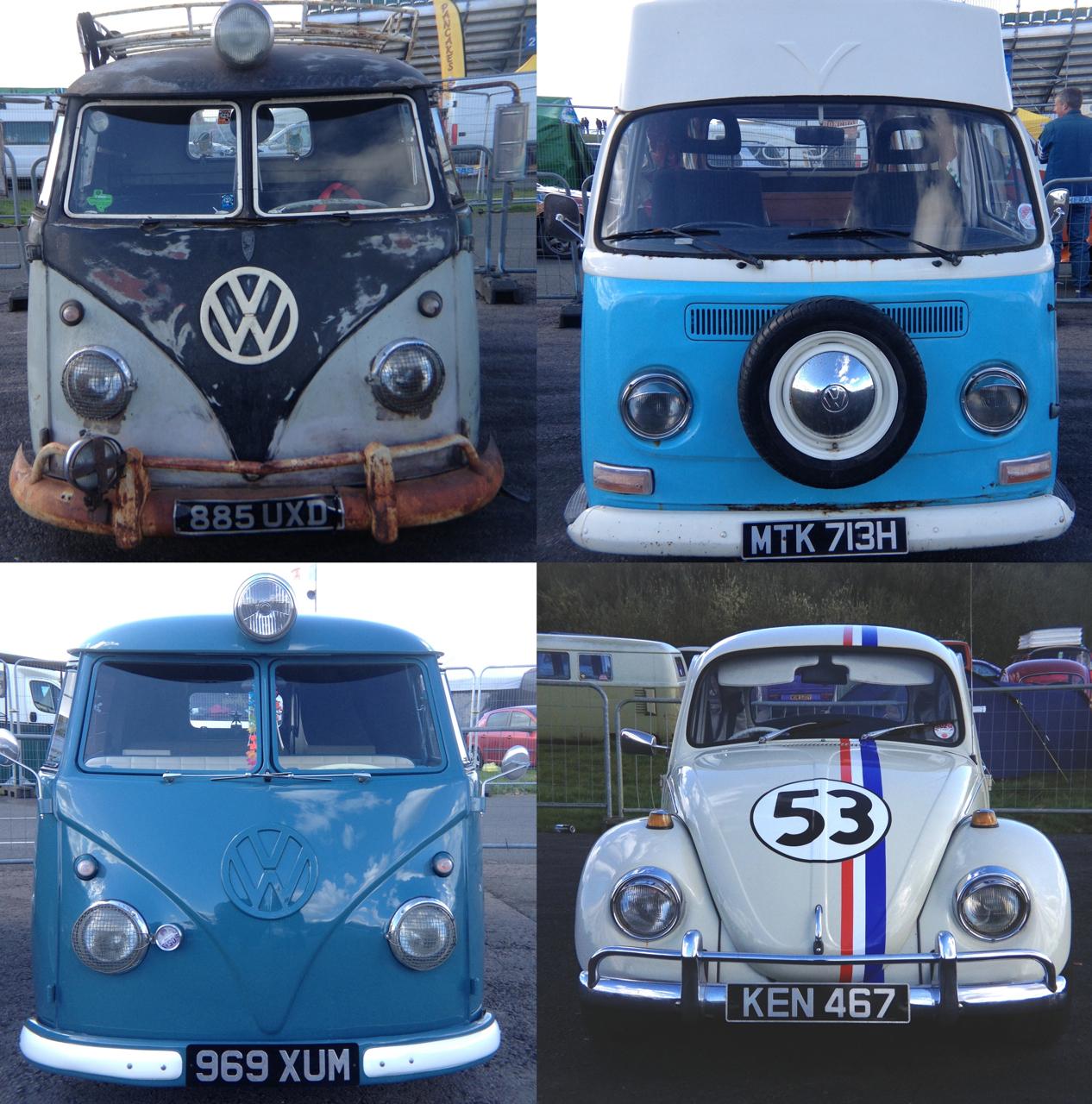 VW montage