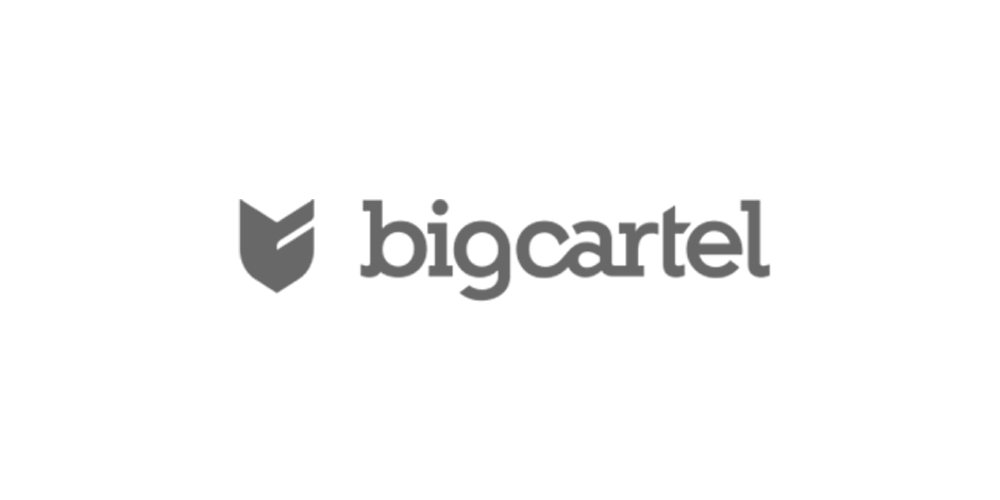 Bigcartel Website Design and Development for Third Sector, Shops, Stores and Charity Organisations