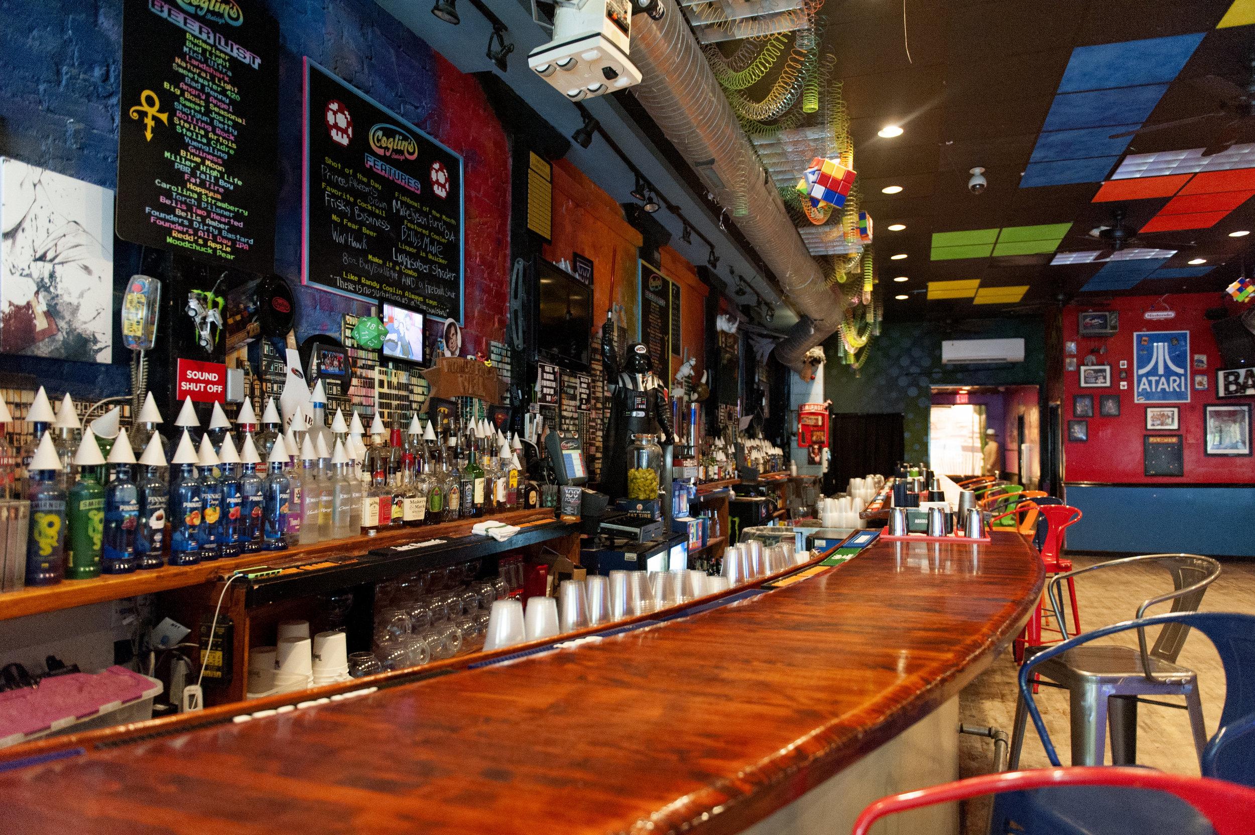 Coglin's Raleigh - The 80s & 90s Bar