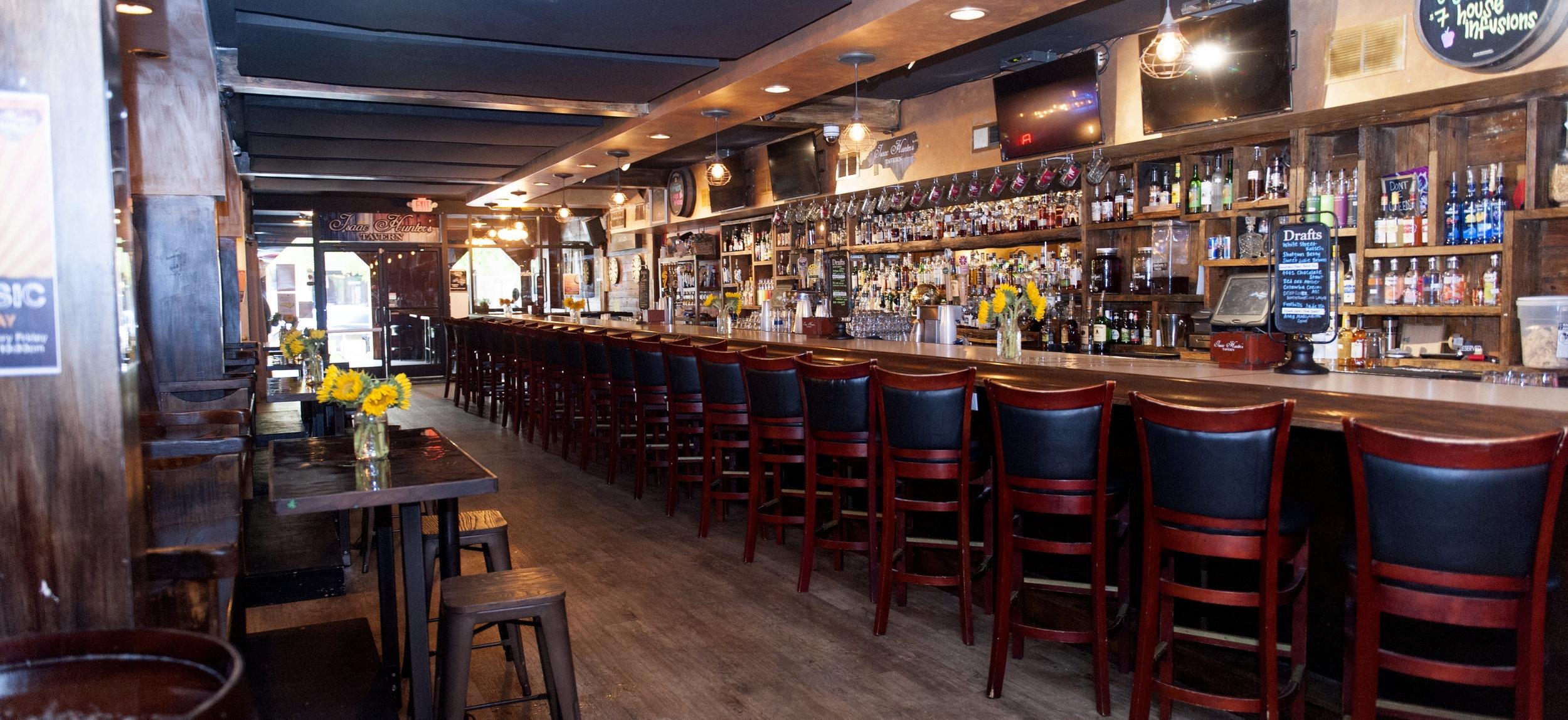 Isaac Hunter's Tavern - Downtown Raleigh's Neighborhood Bar