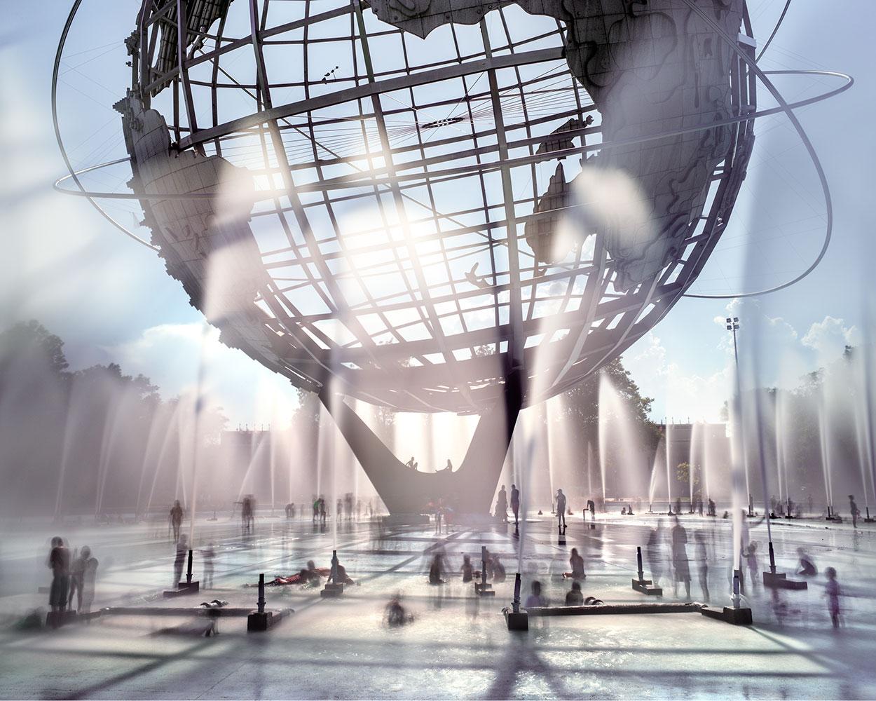 Unisphere, Queens NY