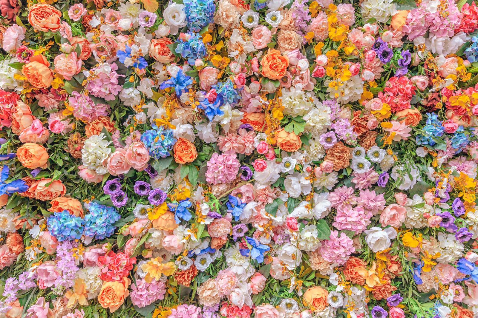 Flowers in Milan