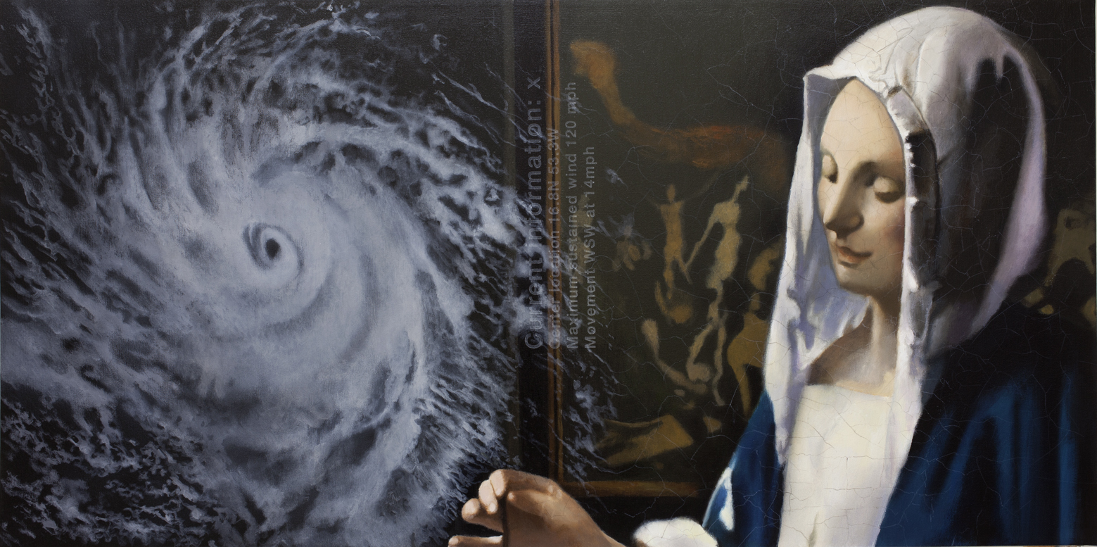 Les vies parallèles XLVIII: l'oeil de l'ouragan