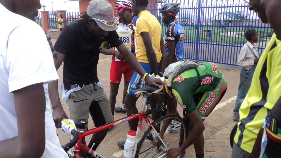 """""""Cycloville Kenya was formed in November 2012. The word Cycloville was created from the words Cycling Village. The enterprise was formed with the aim of uniting cyclists in Kenya and making cycling equipment and information easily accessible to anyone interested in cycling as a sport, recreation activity, exercise, income generating activity or commuting purposes. Cycloville Kenya, aims to endorse cycling as a culture, a clean, healthy and inexpensive alternative means of transport and a professional sport and business in Kenya through education, advocacy, collaboration and cooperation with other businesses, NGO's clubs, groups and other stakeholders in the cycling industry through projects and events like the bicycle Enterprise development Programme,  The Cycloville Annual .  Cycloville.co.ke  is a virtual cycling village for Cycloville Kenya which also acts as an online shop where cyclists or cycle shops can buy or sell their products.""""  -Cycloville Kenya   cycloville.co.ke"""