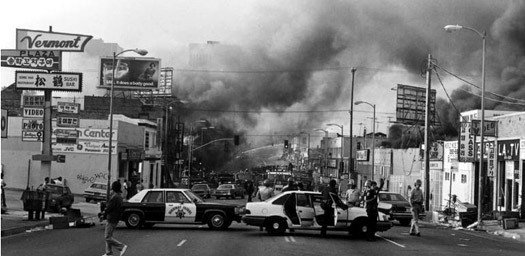 The Los Angeles Riots were a Painful moment in our country's history. -