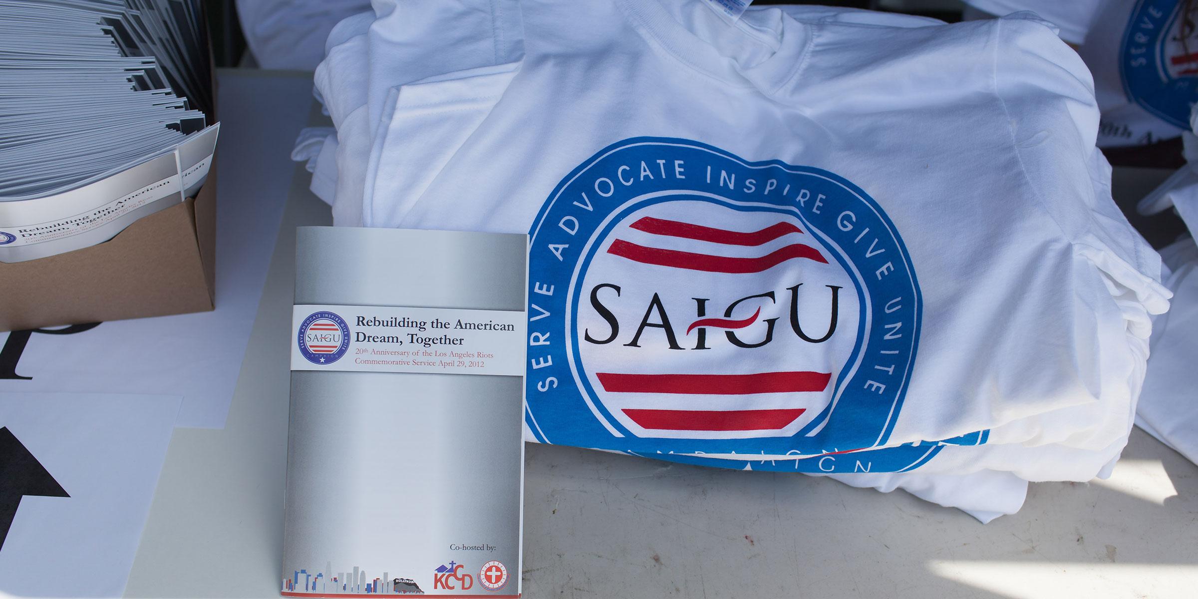 2012 SAIGU Campaign -