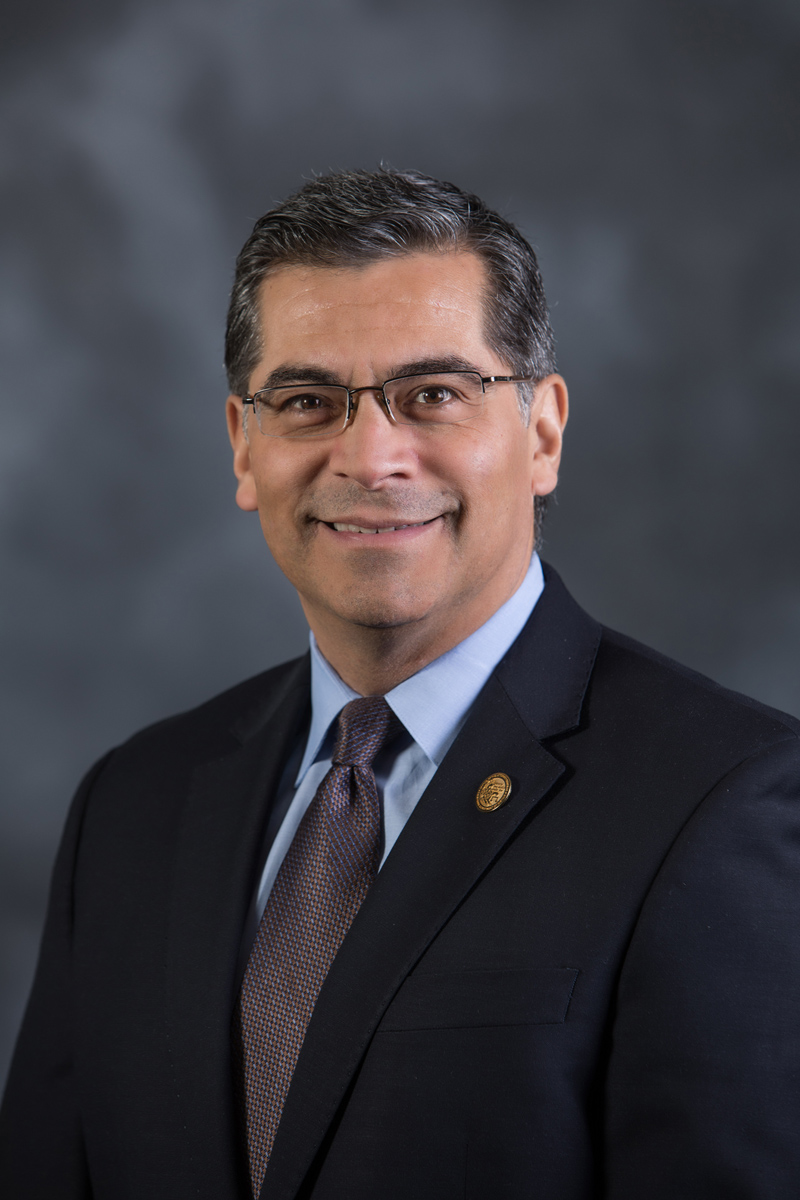 Attorney General Xavier Becerra  California