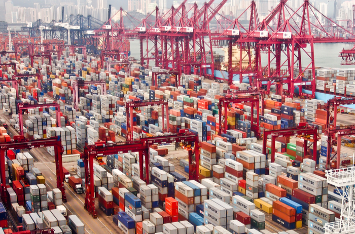 More than 40 percent of US businesses manufacturing in China are either considering relocating facilities, or have already done so, according to a recent survey conducted by the American Chambers of Commerce for Shanghai and China. Photo credit: Shutterstock.com.