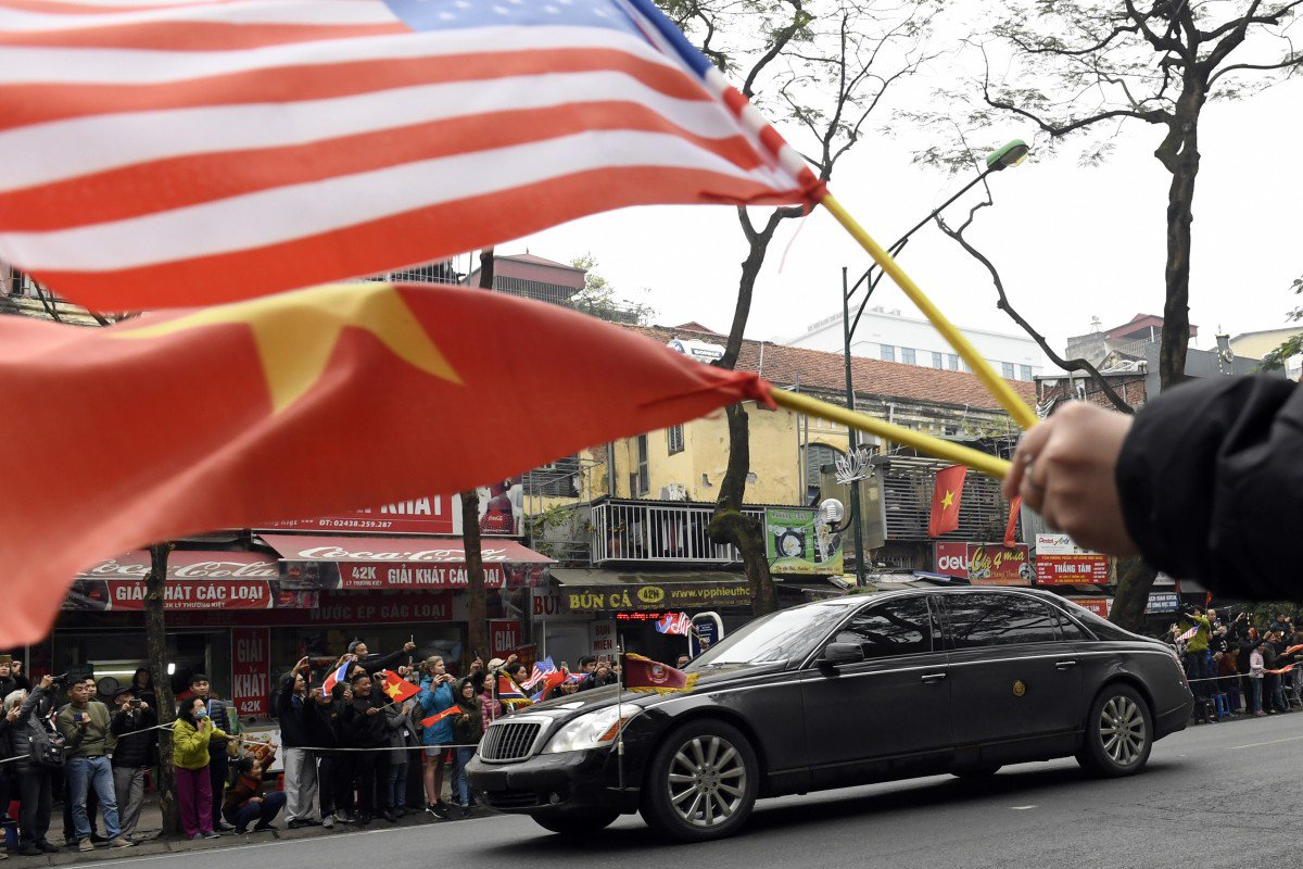 The US President Donald Trump is attempting to force Vietnam to reduce its trade surplus with America and has threatened tariffs. Photo: AP