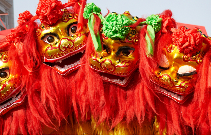 An early Chinese New Year will see demand increase on Asia-Europe in December. Photo credit: Shutterstock.com.