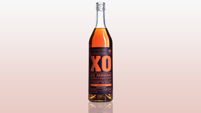 XO Marks the Spot (With Brandy) PM Spirits' new Armagnac is comprised of four single vintage casks. The XO's bouquet consists of caramel, coffee and a whiff of sandalwood. The first sip reveals a smokiness you might find in a Japanese single malt or Scotch from Islay. The subtle suggestion of peat quickly yields to more traditional Armagnac flavors such as quince, strawberry jam and orange peel. There's a bit of oakiness in there as well which, while uncommon for brandy, really ties this one together. The finish is languid and balmy, like a midsummer's afternoon in Gascony. Yes, XO truly evokes a specific and special sense of place. Only 1,600 bottles exist, and the liquid therein is a cask strength 46.8% ABV. - - DAN DUNN SEPTEMBER 4, 2018