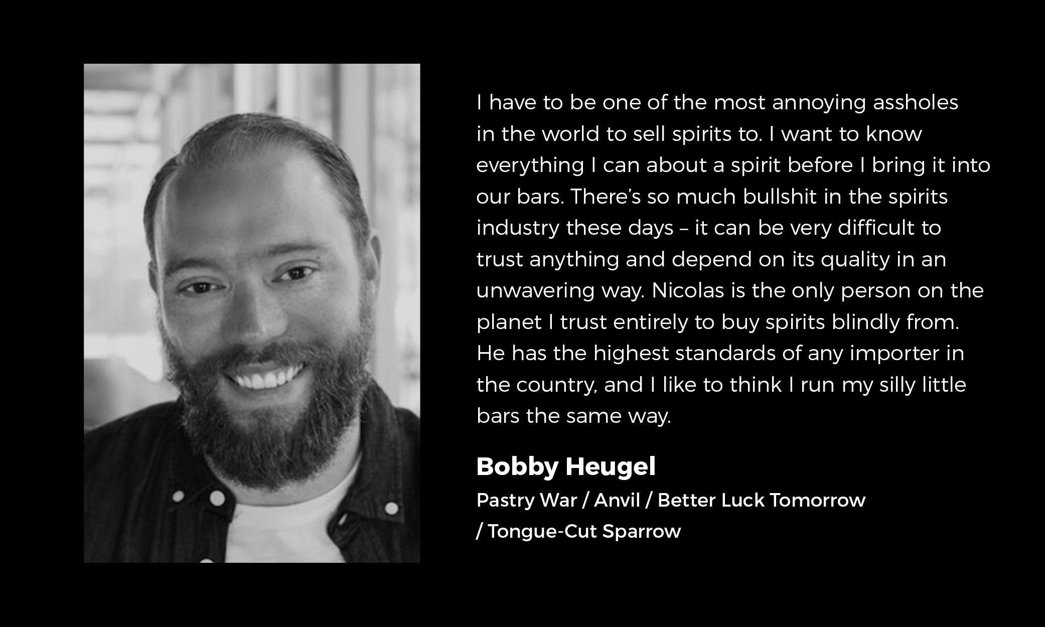 Bobby Heugel