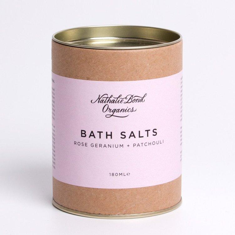Rose & Patchouli Bath Salts £15