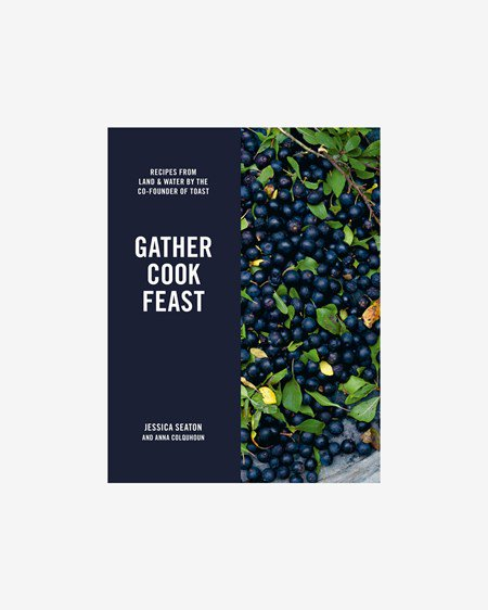 Gather Cook Feast by Jessica Seaton £20