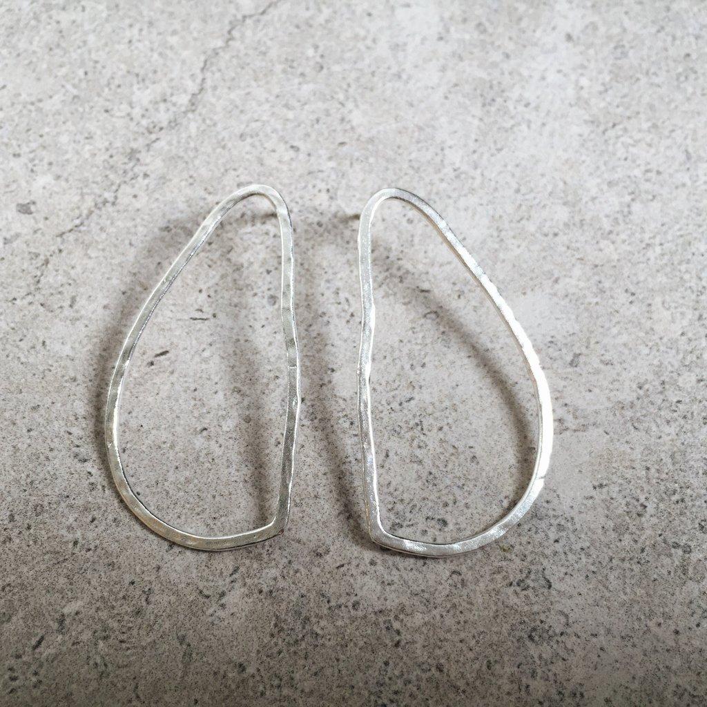 Delilah Dreamer Oval Earrings £32