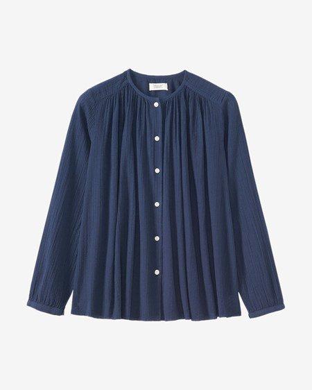 Cotton Seersucker Shirt by Toast £55