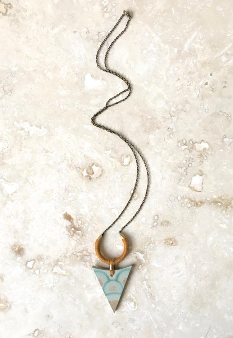 Heligan Arrow Necklace £25