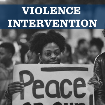 Innovative and ground breaking programs designed to decrease the violence in Chicago while providing opportunities for those at-risk.