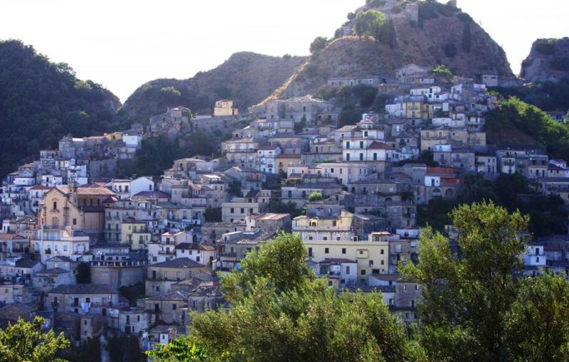 Grotteria, Calabria