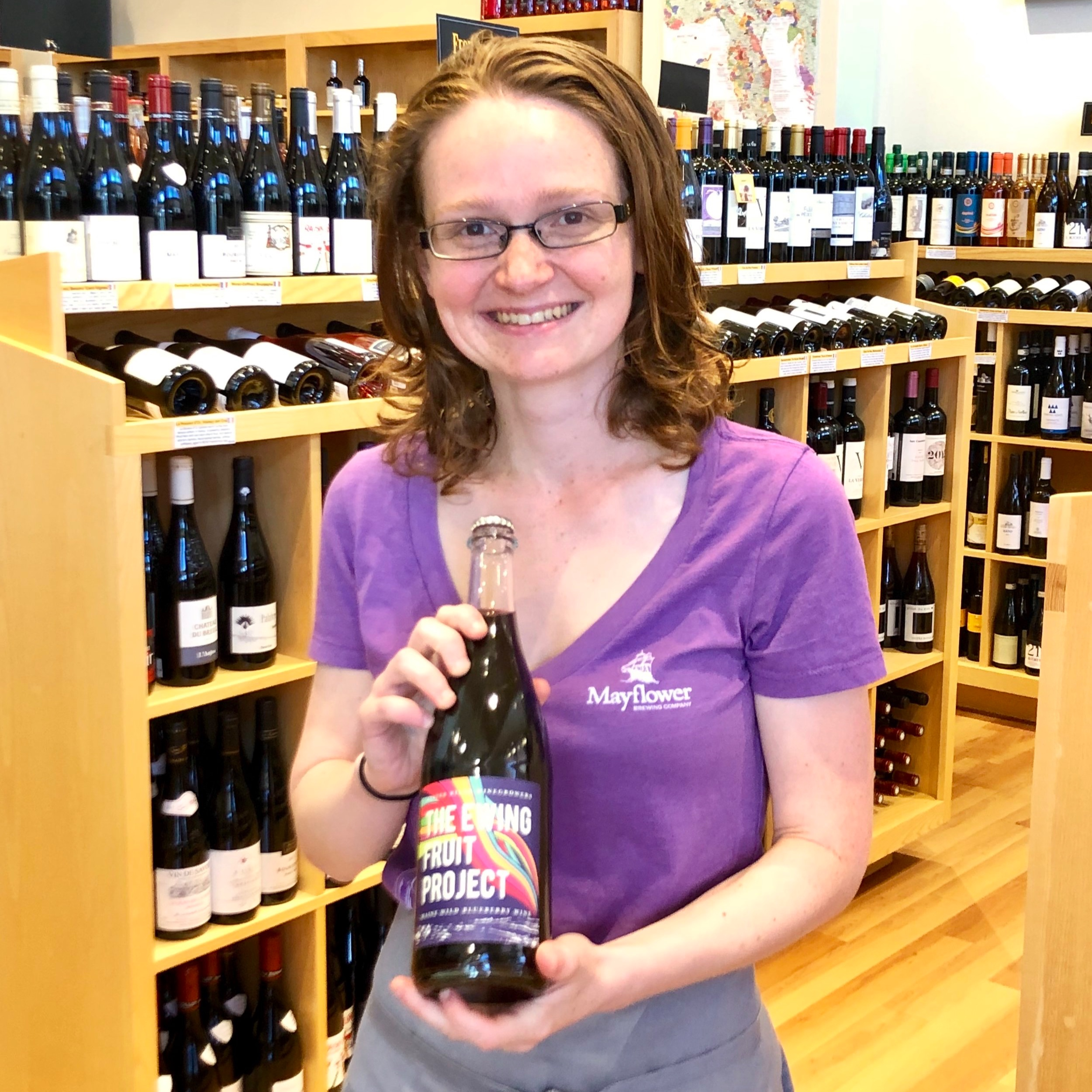 Molly - Wine Sales Associate, Cheesemonger   Molly is a wordsmith of wine, and contributes to our weekly newsletter and wine blog. A member of the Court of Master Sommeliers, Molly's wine and cheese descriptions are mouthwatering and evocative, and there is a high probability you will want to try everything she highlights. She has a special fondness for Chenin Blanc, her rabbit Barnabas, and weird facts.