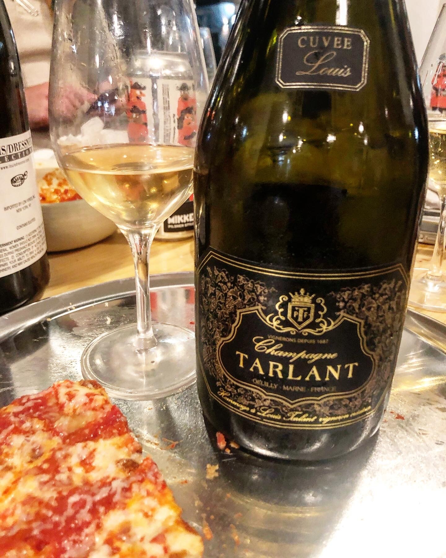 The gift of Tarlant from Monsieur Tarlant.
