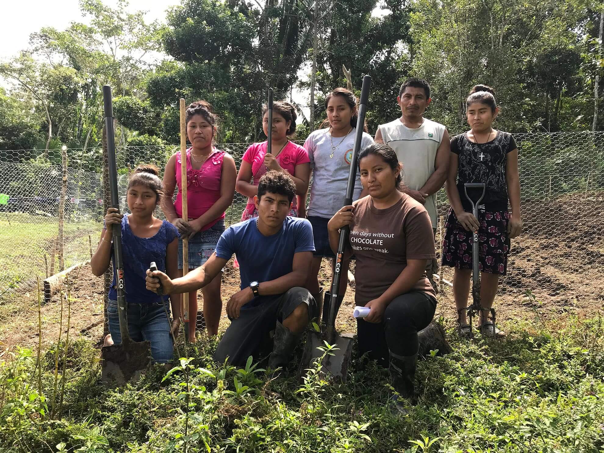 Belizean Farmers