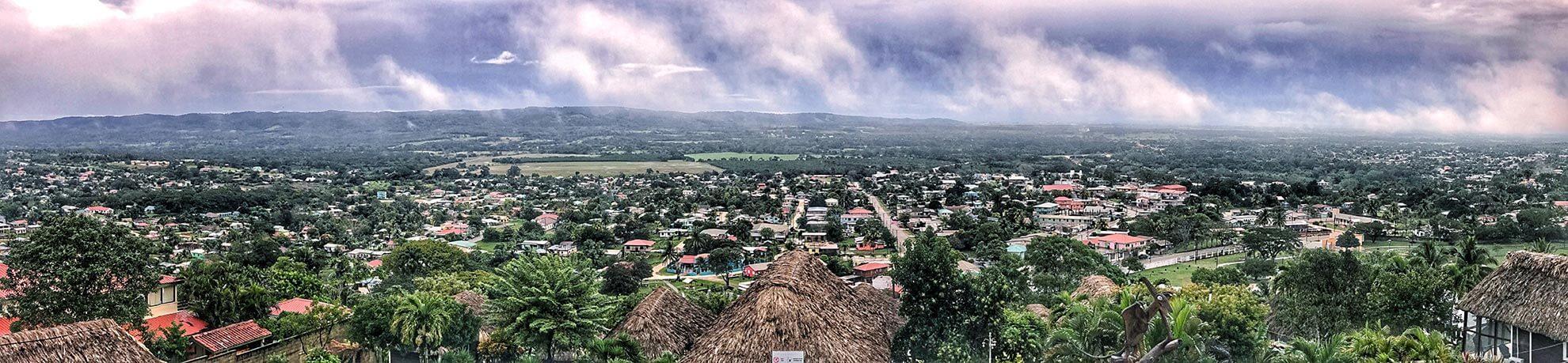 Belizean Town