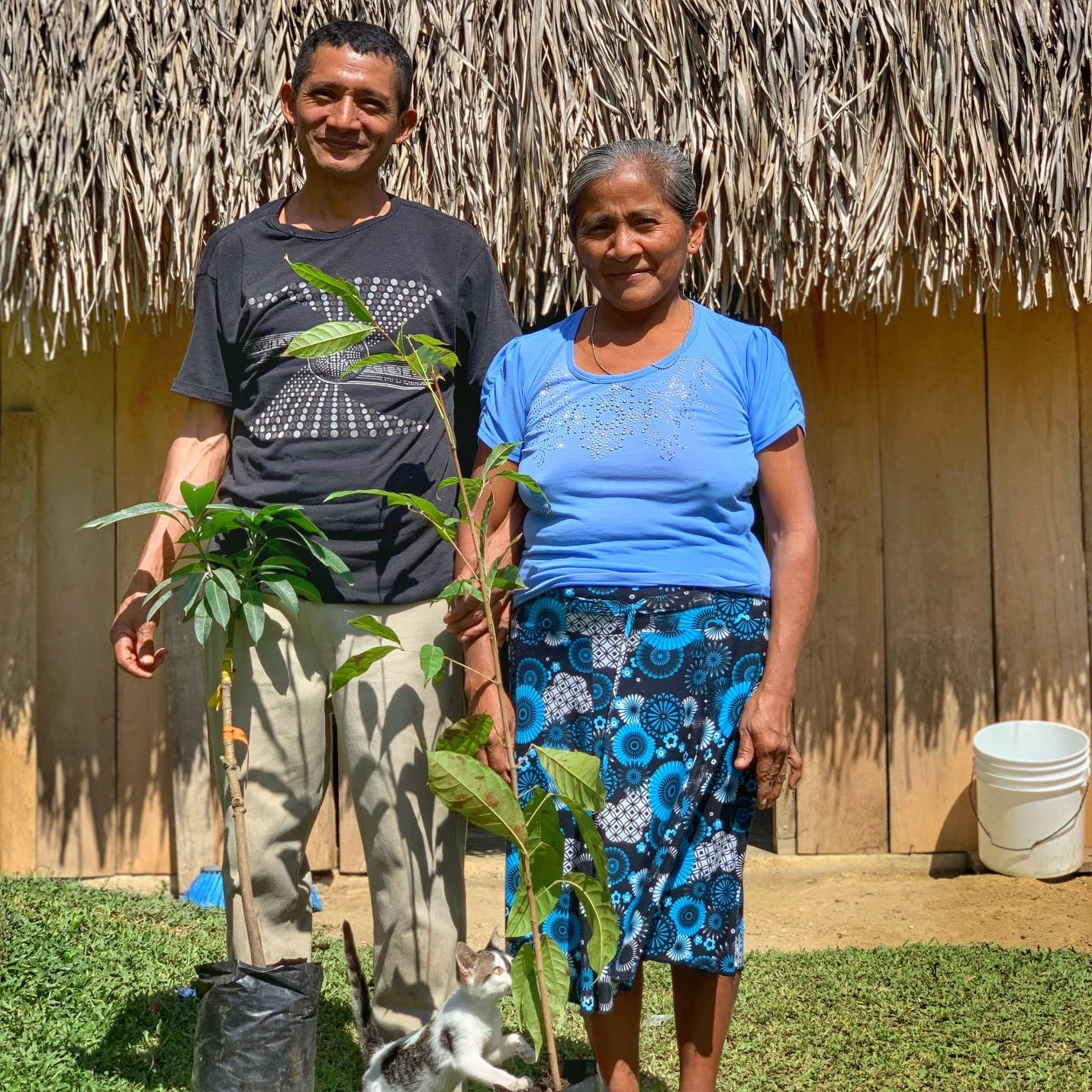 Justo and Irma — Our Belizean Cacao Farmers