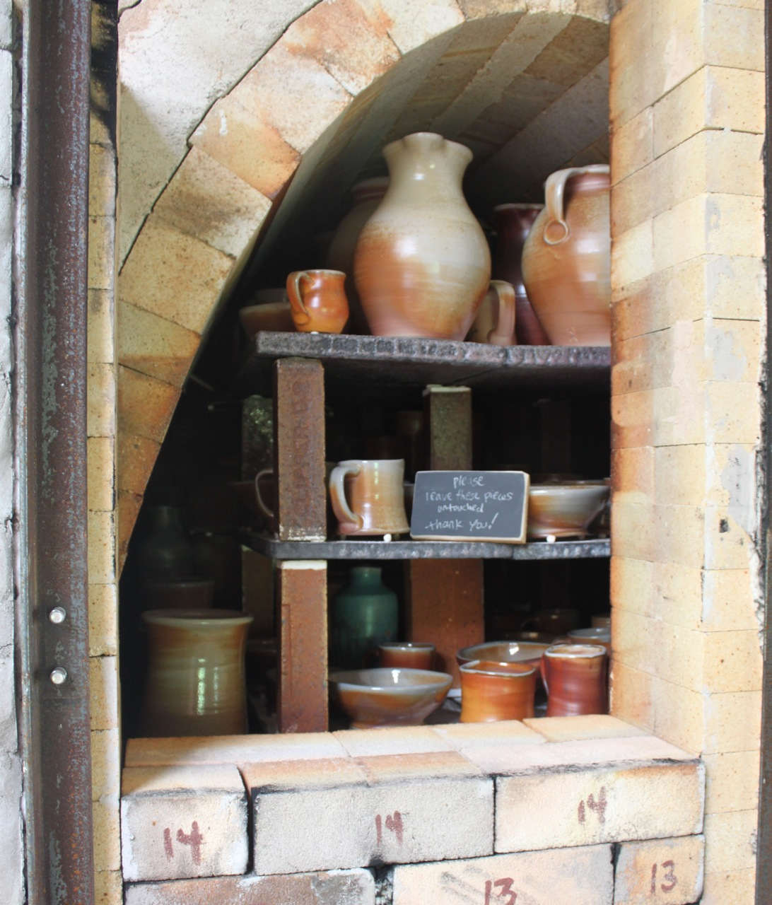 the soda chamber at two potters